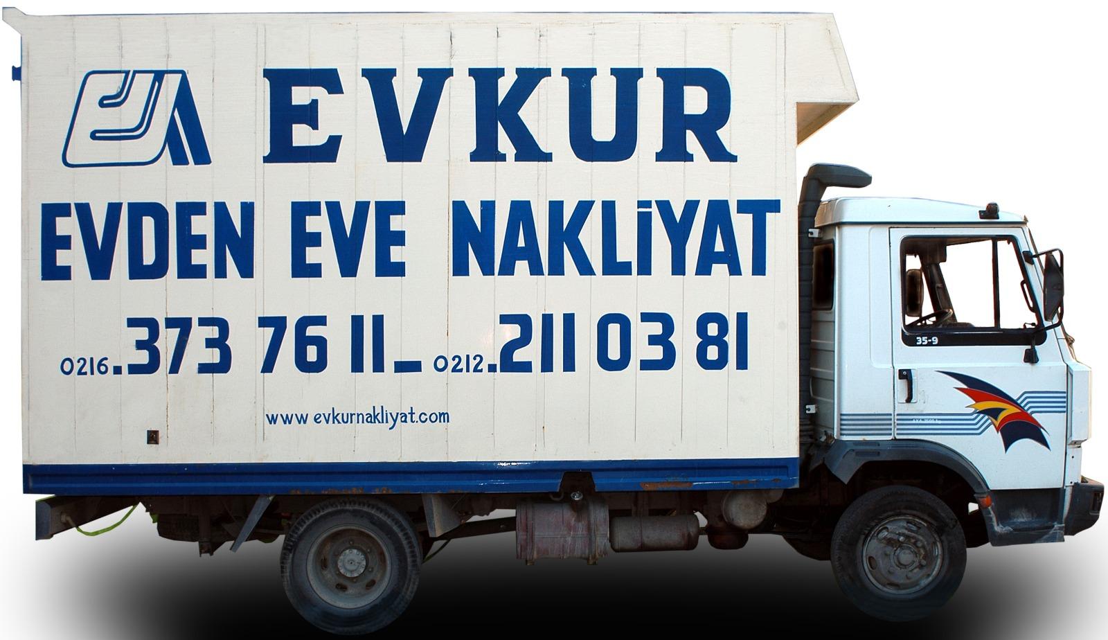 İstanbul Nakliyat | Evkur Nakliyat
